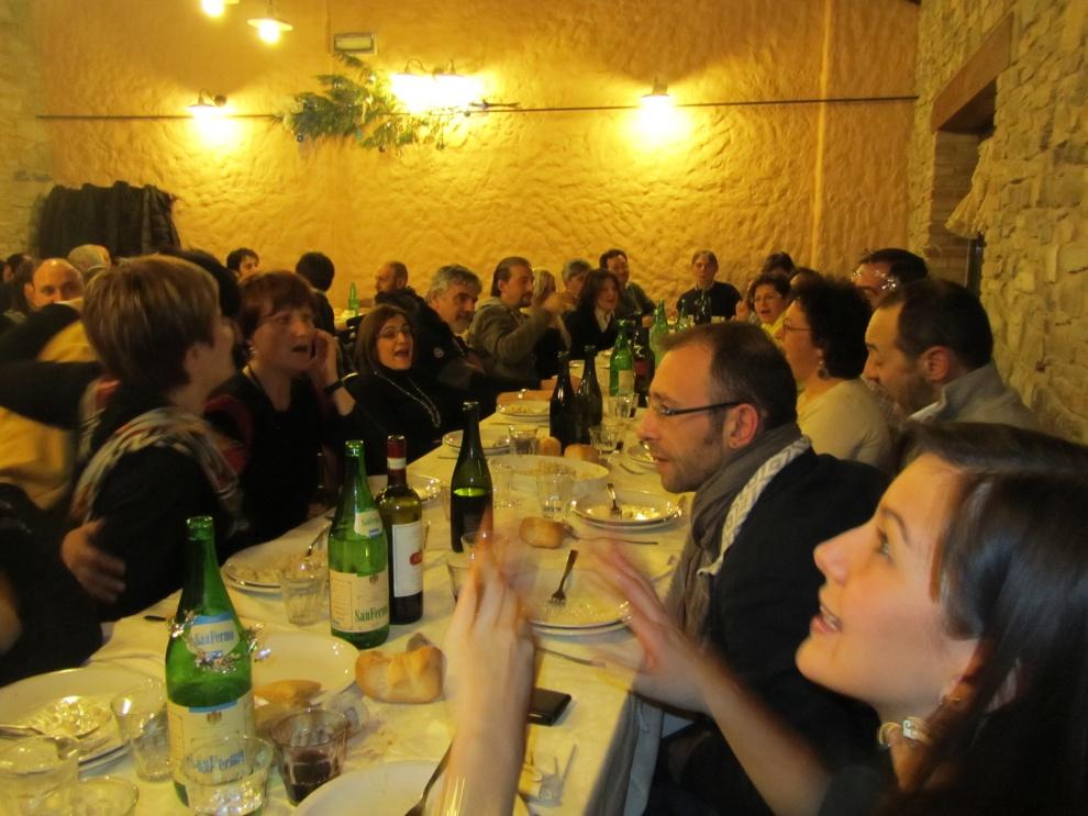A tavola tutti insieme