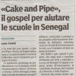 Il gospel per aiutare il Senegal